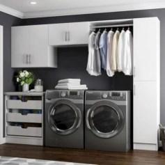 Inspiring small laundry room design ideas in spring 2019 02