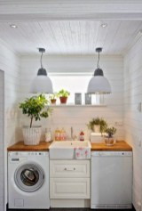 Inspiring small laundry room design ideas in spring 2019 05