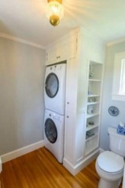 Inspiring small laundry room design ideas in spring 2019 15
