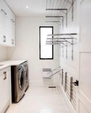 Inspiring small laundry room design ideas in spring 2019 42