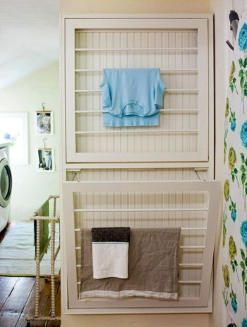Laundry design ideas with drying room that you must try 11