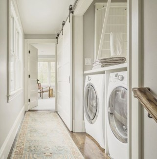 Laundry design ideas with drying room that you must try 25