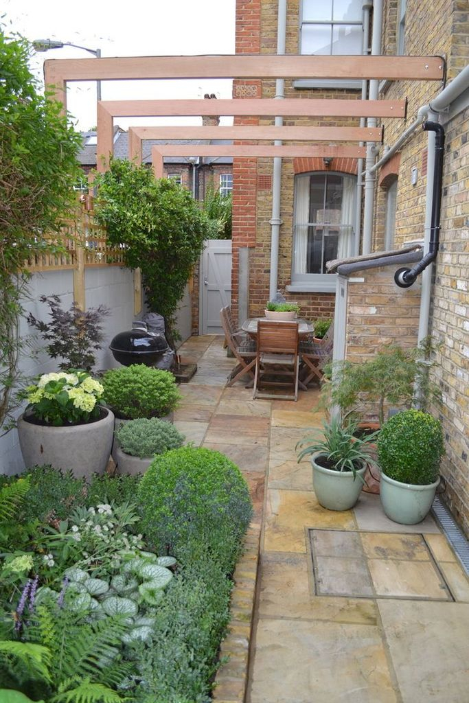 Best front yard design ideas for summer in your home 02