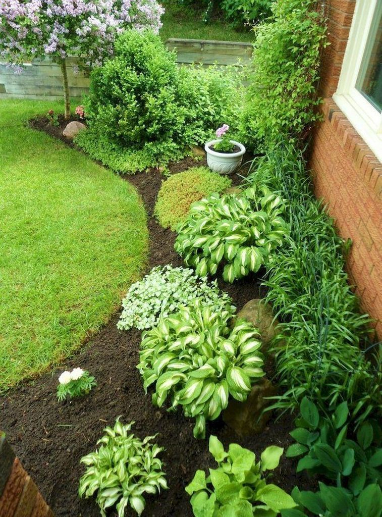 Best front yard design ideas for summer in your home 04