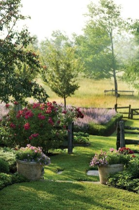 Best front yard design ideas for summer in your home 29