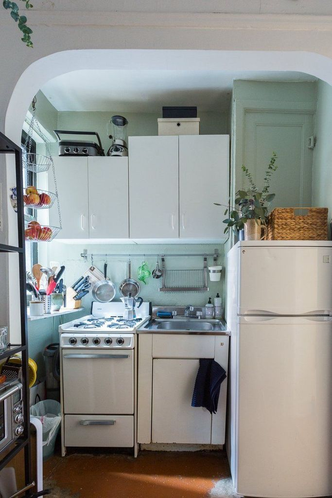 How to organize kitchen in your apartment that inspiring 23