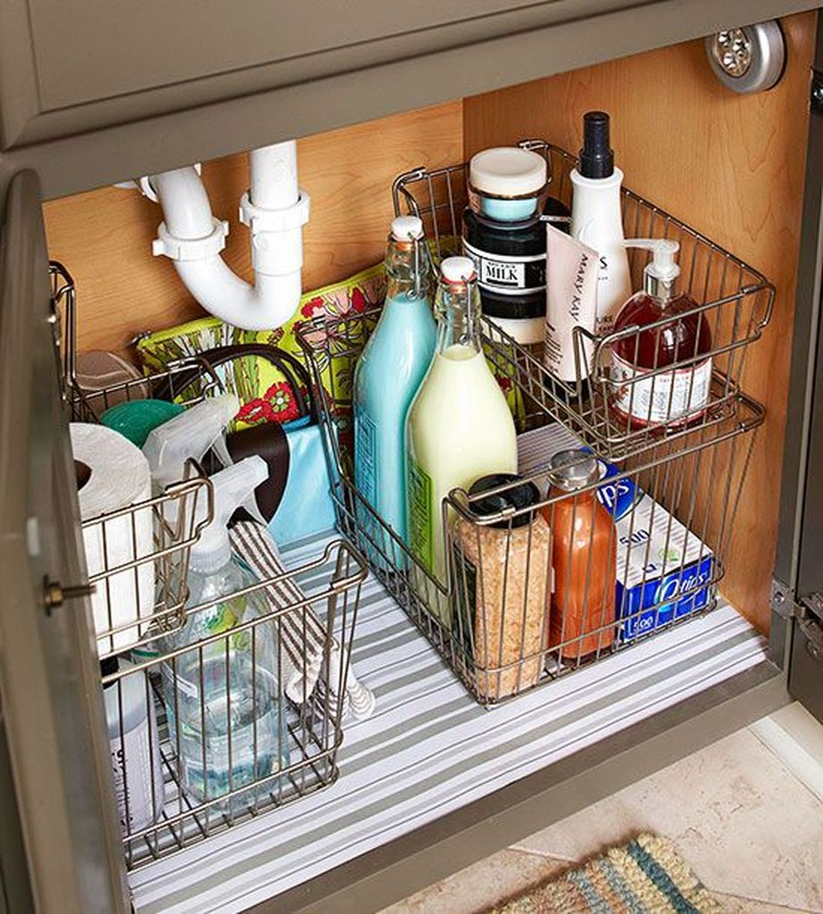 How to organize kitchen in your apartment that inspiring 31