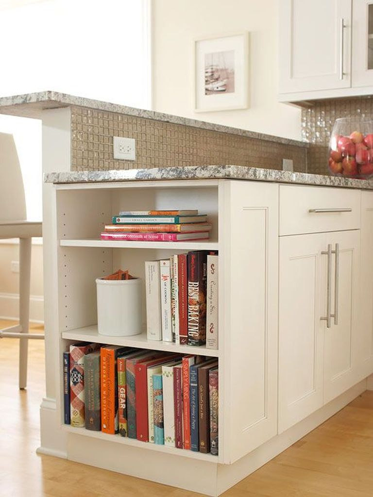 How to organize kitchen in your apartment that inspiring 32