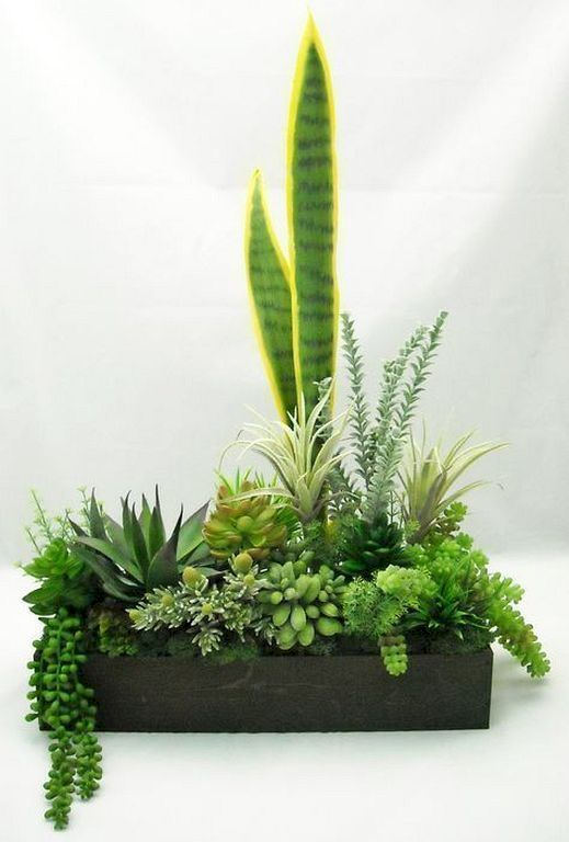 Inspiring wooden box ideas for flower that you can try 45