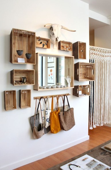 Versatile boxes decoration ideas that you can use in your home 01