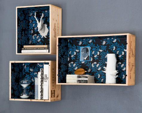 Versatile boxes decoration ideas that you can use in your home 34