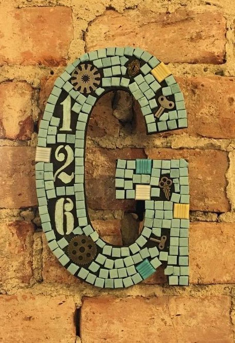 Adorable diy mosaic craft ideas to beautify your home decoration 36