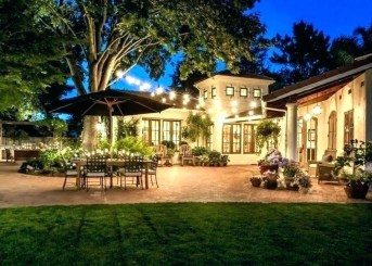 Adorable front yard lighting ideas for your summer night vibe 01
