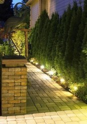 Adorable front yard lighting ideas for your summer night vibe 10