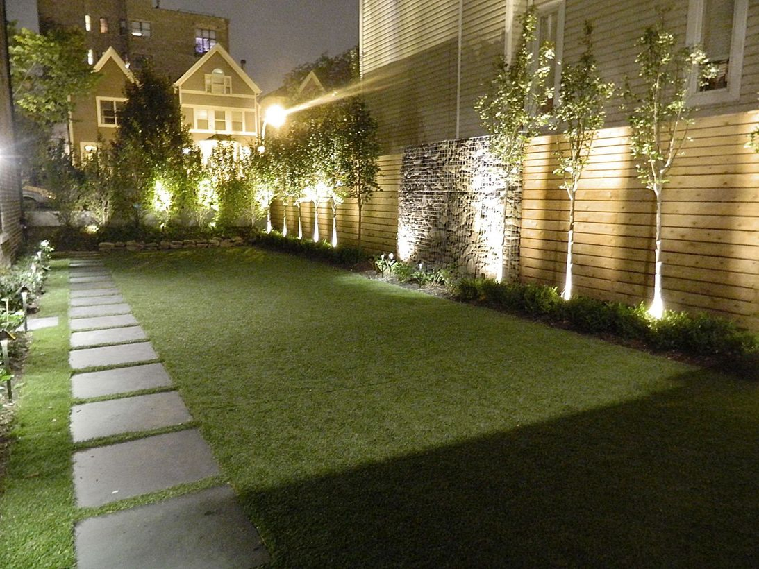 Adorable front yard lighting ideas for your summer night vibe 45