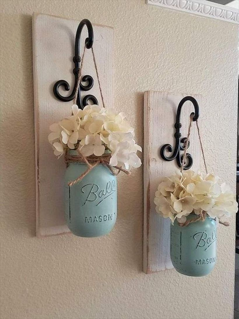 Easy and cheap diy home decorating craft ideas 56
