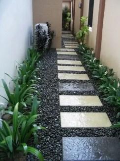 On budget garden walk path ideas for an easy movement around the garden 18