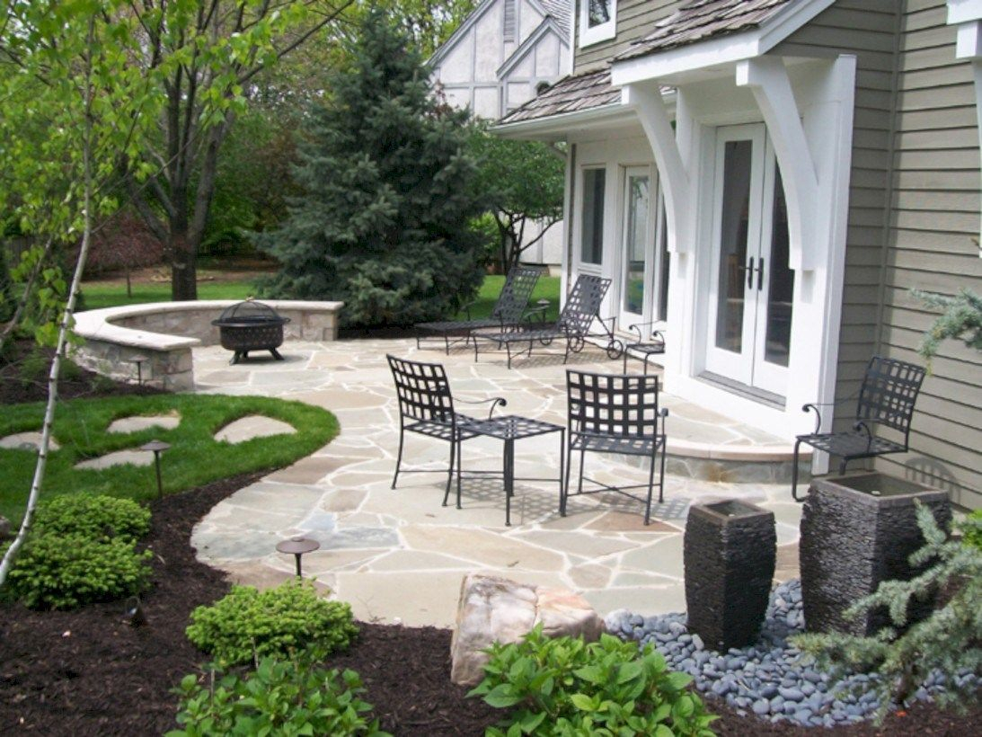 Simple patio design ideas to really enjoy your outdoor relaxing moment 01