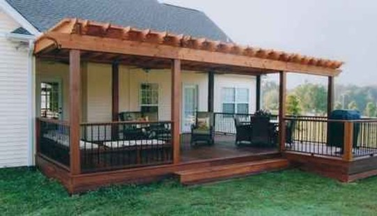 Simple patio design ideas to really enjoy your outdoor relaxing moment 03