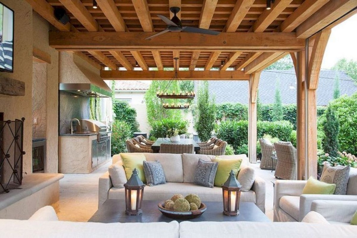 Simple patio design ideas to really enjoy your outdoor relaxing moment 05