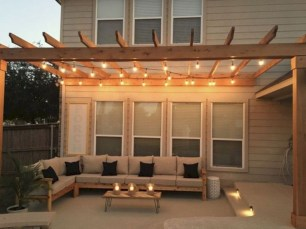 Simple patio design ideas to really enjoy your outdoor relaxing moment 08