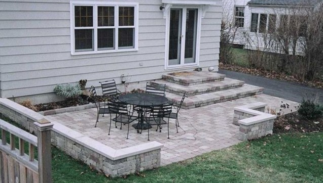 Simple patio design ideas to really enjoy your outdoor relaxing moment 28