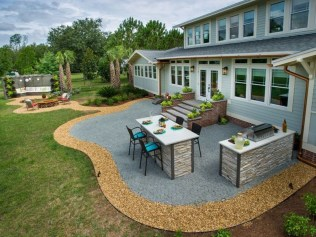 Simple patio design ideas to really enjoy your outdoor relaxing moment 39