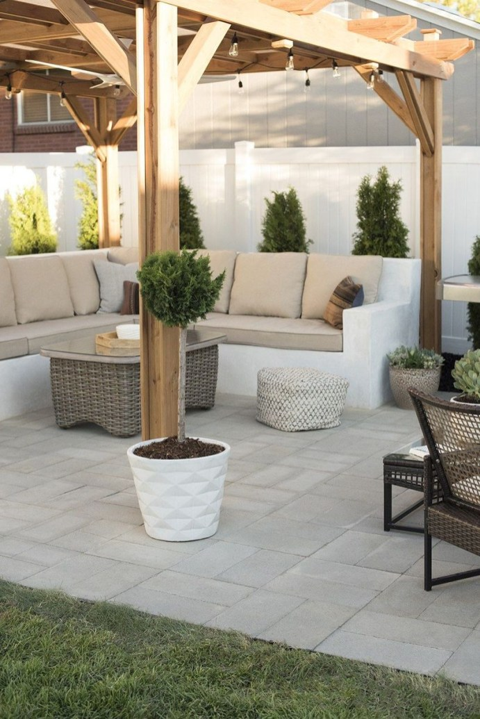 Simple patio design ideas to really enjoy your outdoor relaxing moment 51