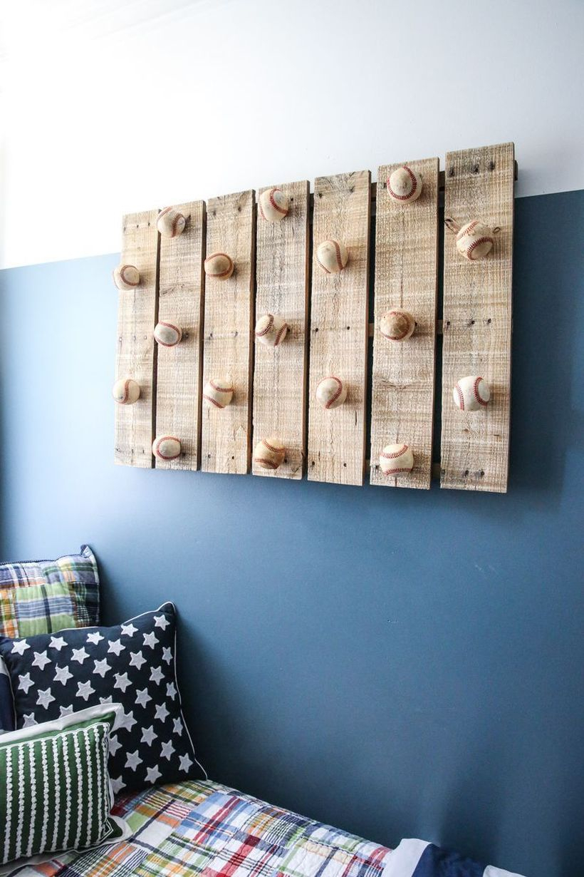 Wooden rack ideas to be applied into any home styles for a warmer room impression 13