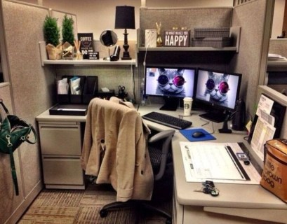 Affordable home office decoration ideas to give you chance to do some bussiness at home 21