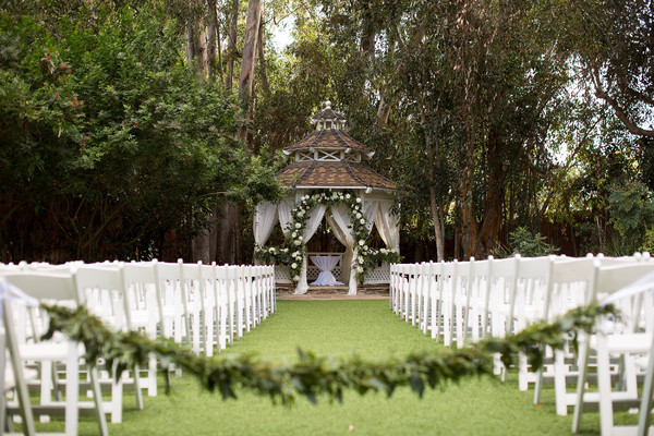 Beautiful outdoor venue for fall wedding with gardens san marcos, forests, english gardens, and streams it's a more intimate venue a capacity of 175.