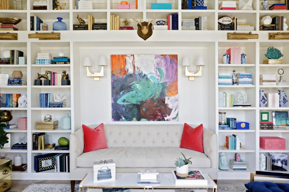 Fabulous bookshelves ideas