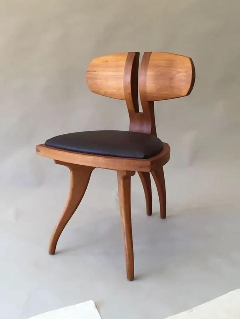 High rock chair