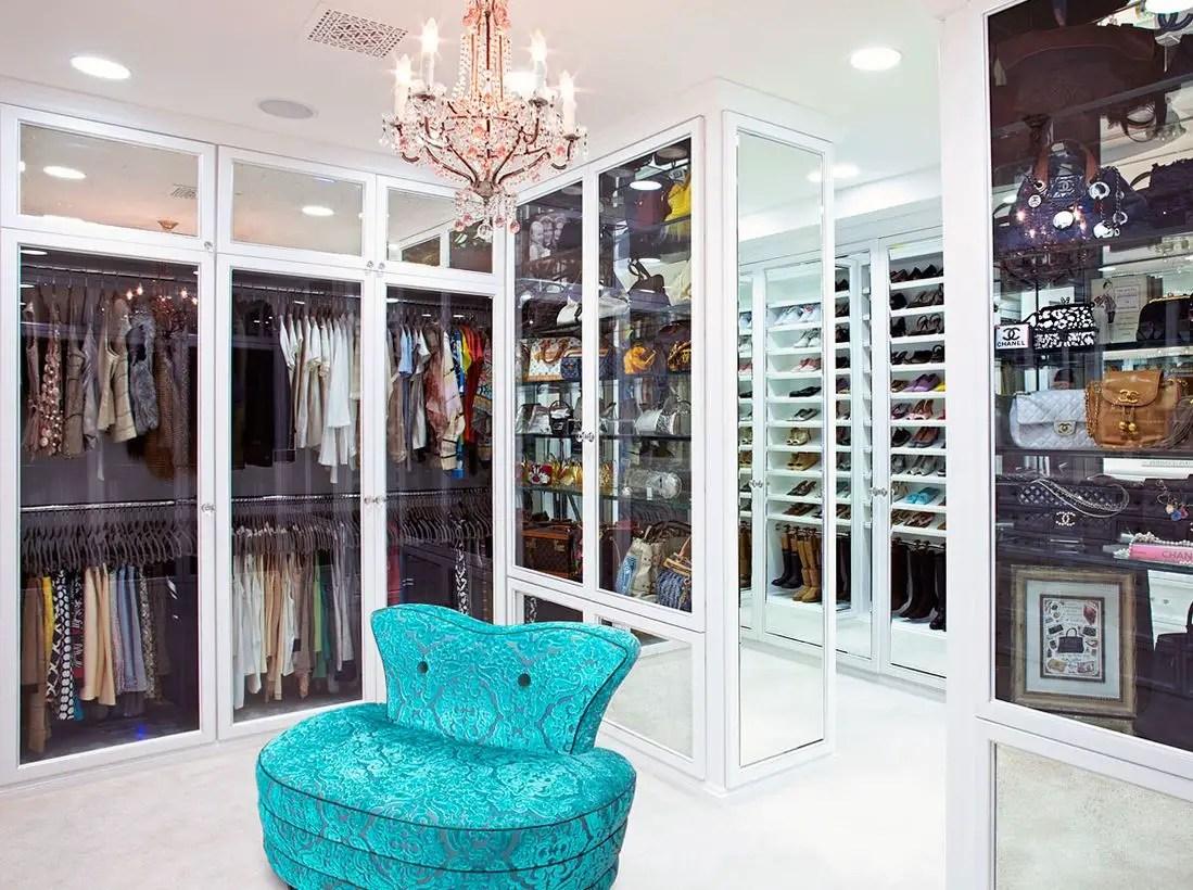 Refined wardrobe elegance.