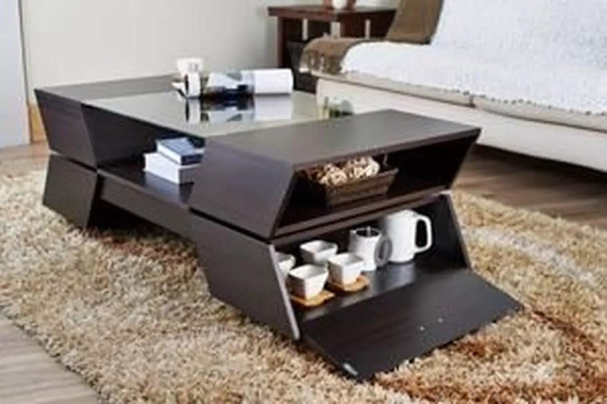 Fancy coffee table