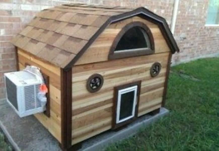 Unique small dog house