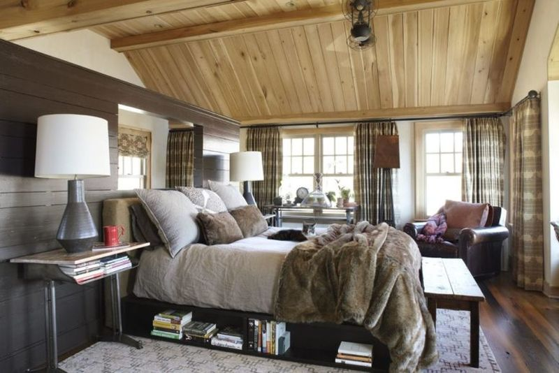 30 Bedroom Decorating Ideas with Farmhouse Style