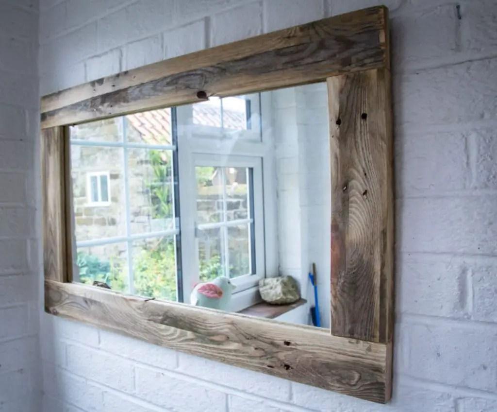 Rustic-mirror-pallet-wood