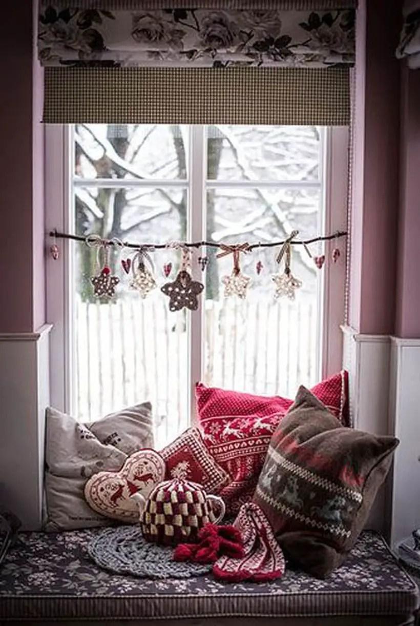 Small hanging stars decoration