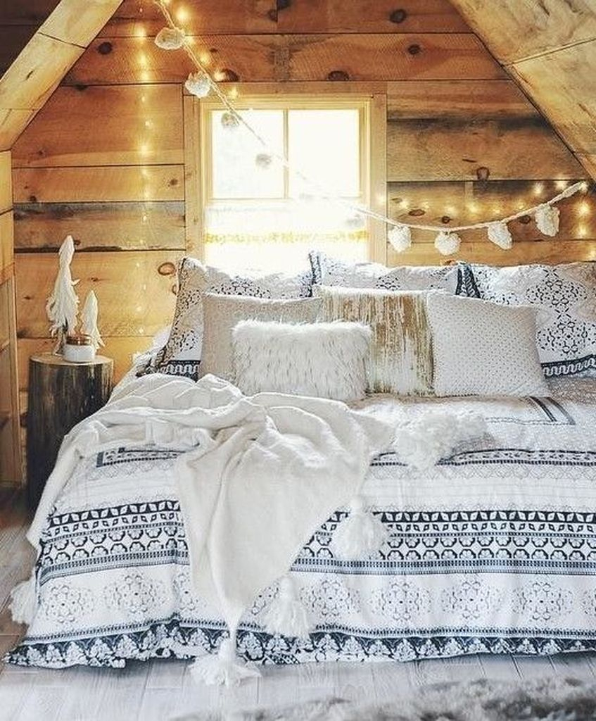 30 Comfortable Bedroom Decorations this Winter