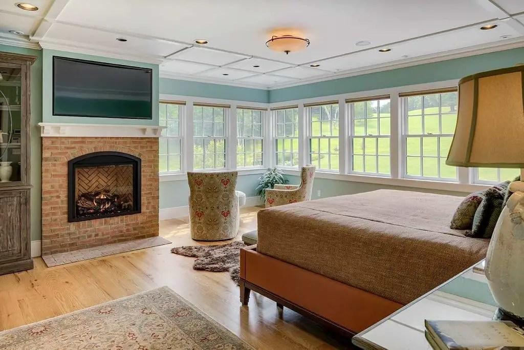 Rustic-style-bedroom 4