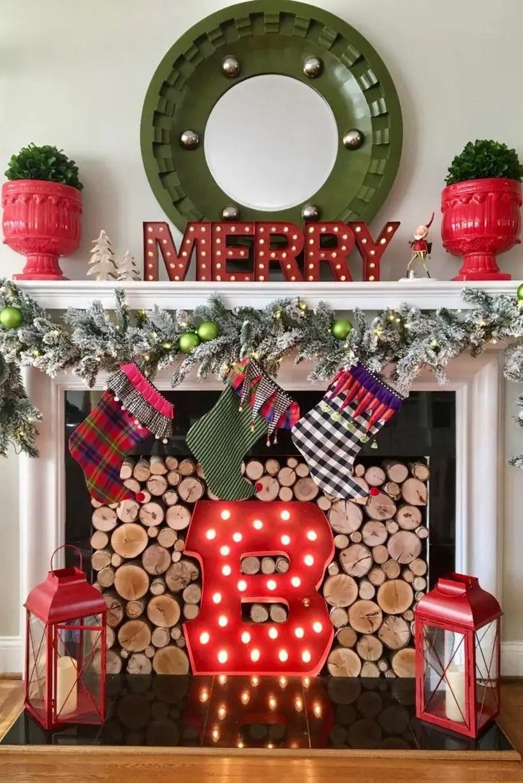 Christmas-mantel-monogram-1535049782