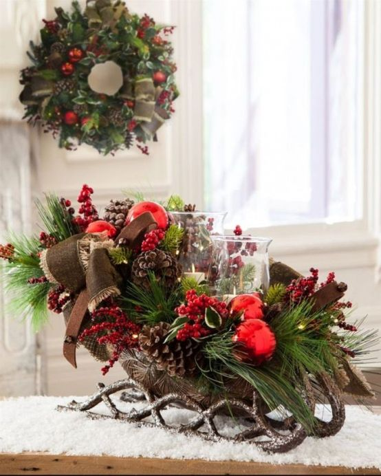 Fun-and-creative-sleigh-decor-ideas-for-christmas-15-554x692