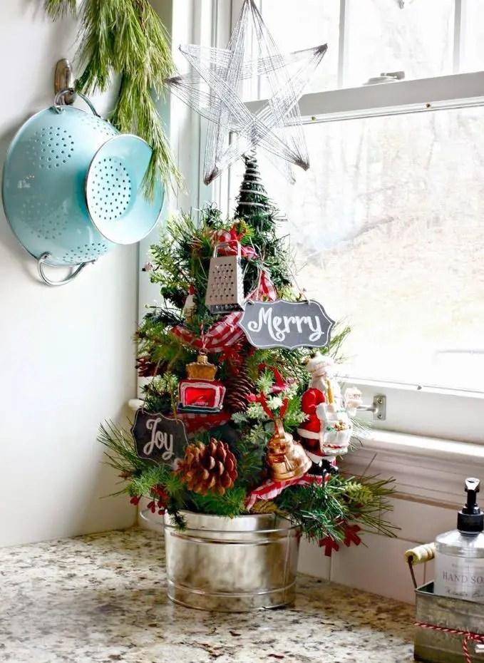 Mini-christmas-trees-kitchen-2
