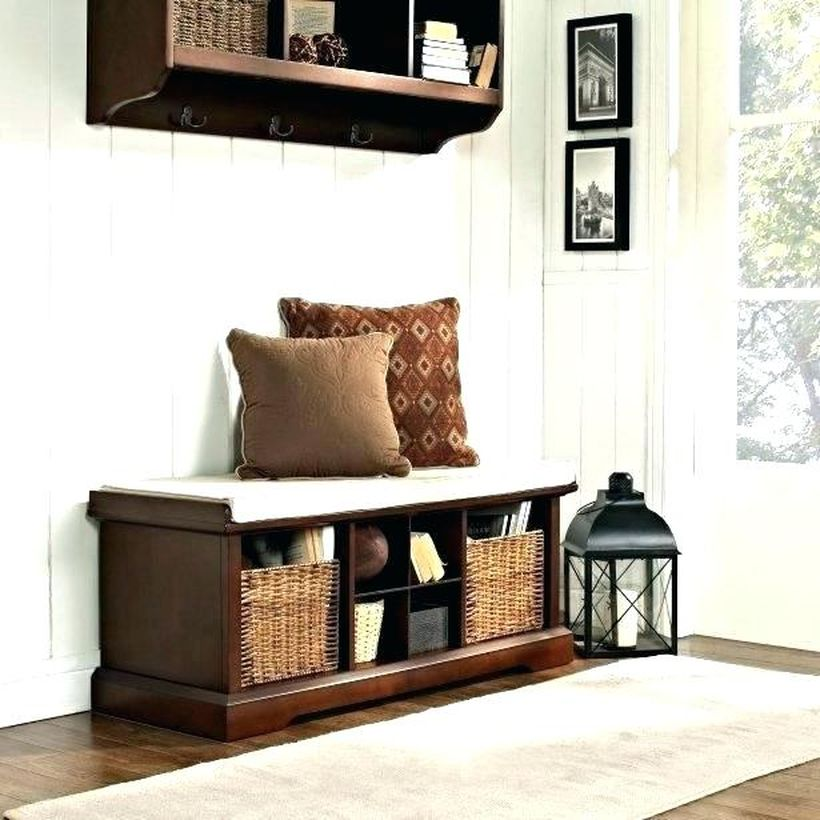Narrow-hall-tree-with-shoe-storage-cabinet-mudroom-small-entryway-coat-rack-mirror