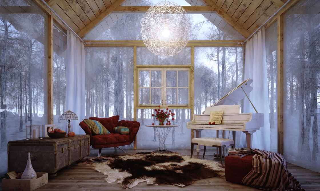 Hibernate Elegantly with These 15 Chic and Warm Winter Decorations