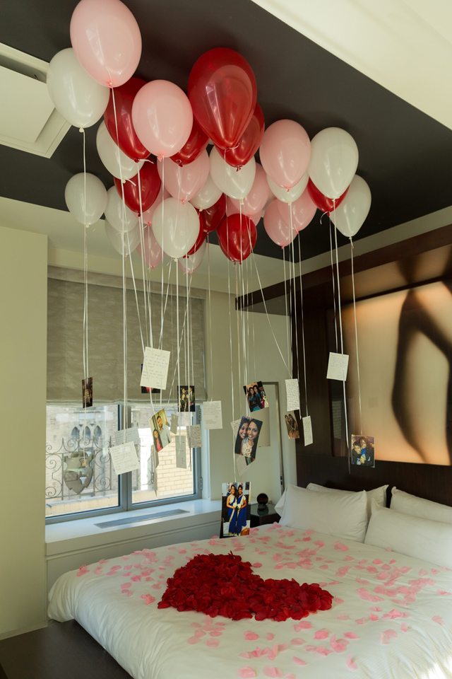 15 DIY Valentine's Day Decoration: Boyfriend Romantic Room