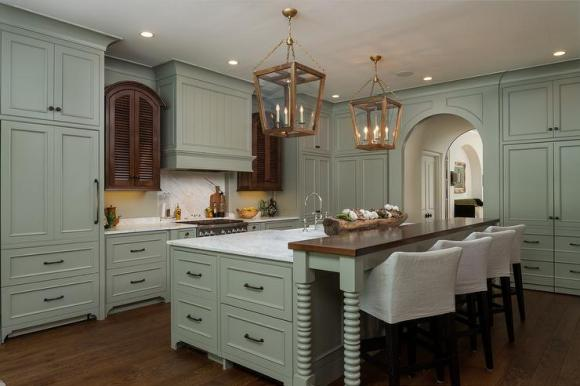 2-arched-louver-kitchen-cabinets-1