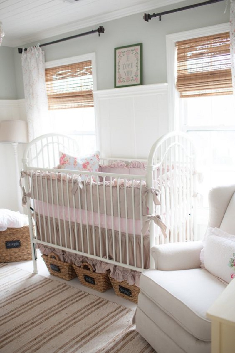 1 The Update Farmhouse Nursery Ideas That Everyone Will Feel Comfy Of