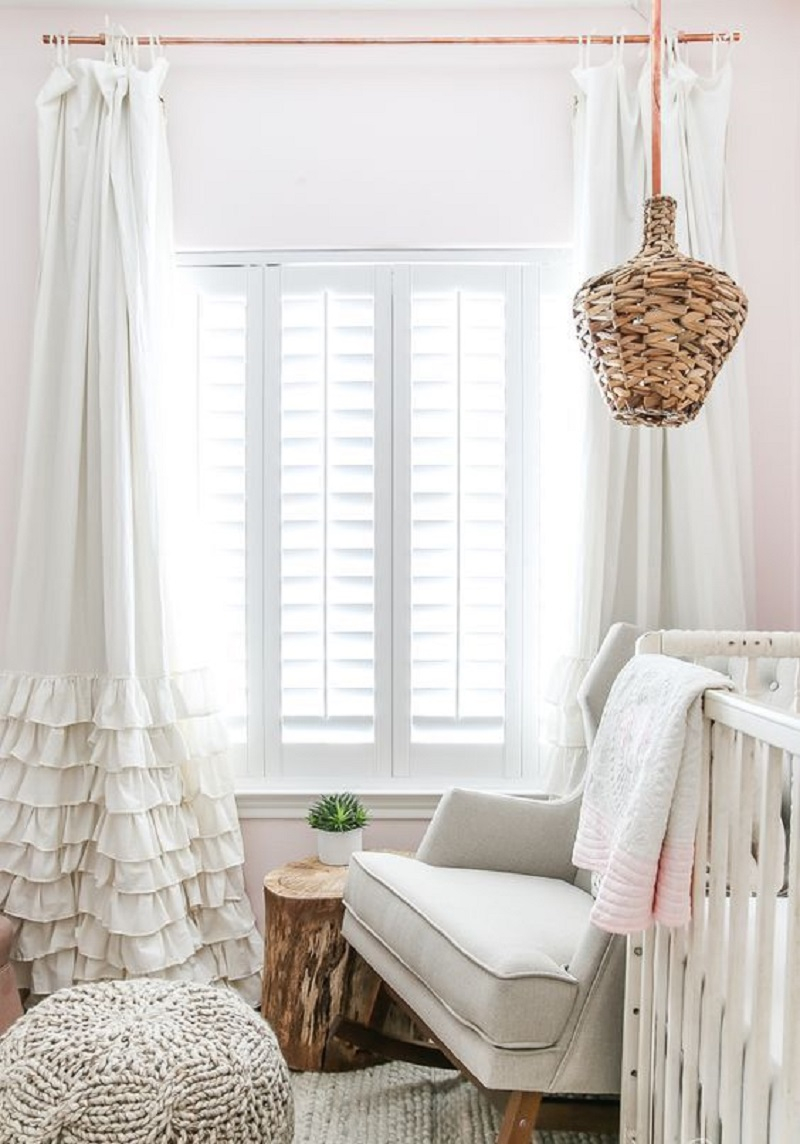 6 The Update Farmhouse Nursery Ideas That Everyone Will Feel Comfy Of